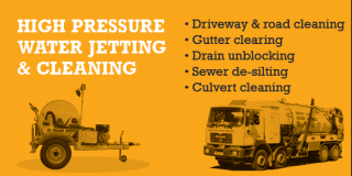 High-Pressure-Jetting-Cleaning